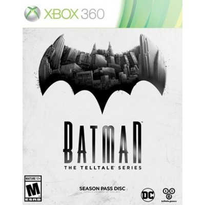 X360 - Telltale - Batman Game