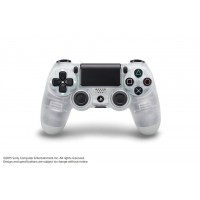 PS4 - DualShock 4 Controller CRYSTAL