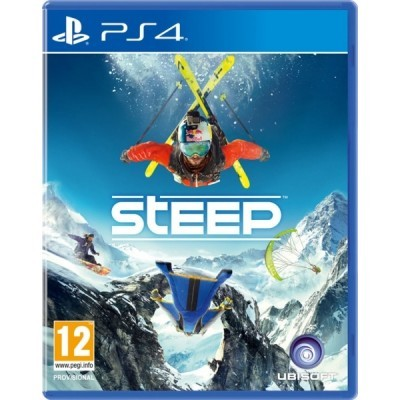 PS4 - Steep Gold Edition