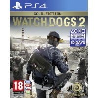 PS4 - Watch_Dogs 2 Gold Edition - od 15.11.2016