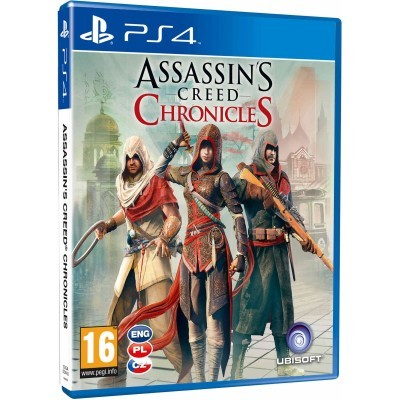 PS4 - Assassins Creed Chronicles