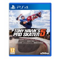 PS4 - Tony Hawk's Pro Skater 5