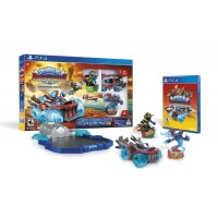 PS4 - Skylanders: SuperChargers Starter Pack