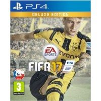PS4 - FIFA 17 Deluxe Edition
