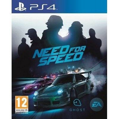 PS4 - Need For Speed 2016