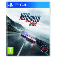 PS4 - Need for speed Rivals
