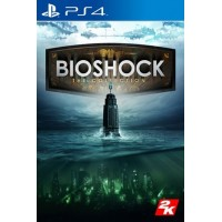 PS4 -  Bioshock Collection