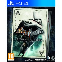 PS4 -  Batman Return to Arkham