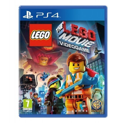PS4 - LEGO MOVIE VIDEOGAME