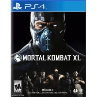 PS4 - Mortal Kombat XL