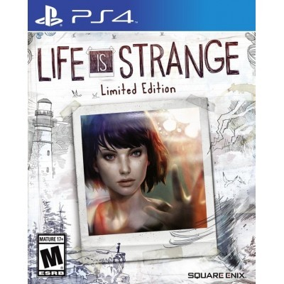 PS4 - Life is Strange Limited Edition