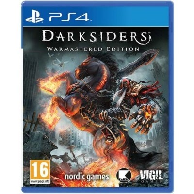 PS4 - Darksiders Warmastered Edition