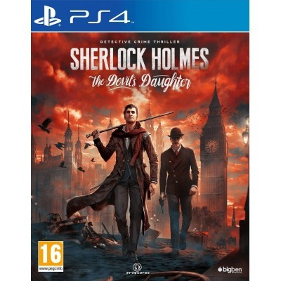 PS4 - Sherlock Holmes: The Devil's Daughter