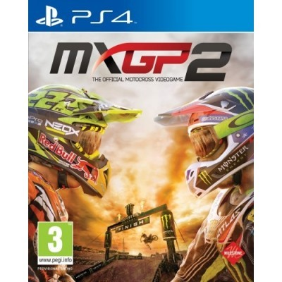 PS4 - MXGP2 – The Official Motocross Videogame