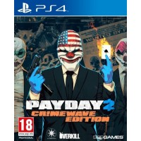 PS4 - Payday 2: Crimewave Edition