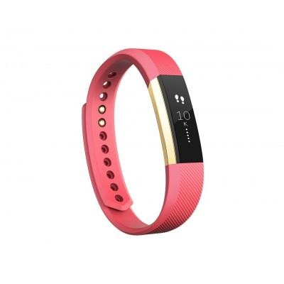 Fitness náramek Fitbit Alta, Small (S) - Pink / Gold