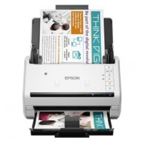 Epson WorkForce DS-570W, A4, 600 dpi, ADF, USB
