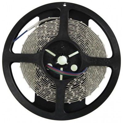 WE LED páska 5m | 3528 | 4.8W/m | 12V DC | RGB