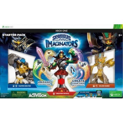 X360 - Skylanders Imaginators Starter Pack