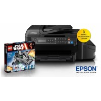 EPSON L655, A4, 4800x1200 dpi,33/20 ppm, USB ITS + MS Office 365 zdarma