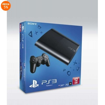 SONY PlayStation 3 - 12GB (PS719448716)
