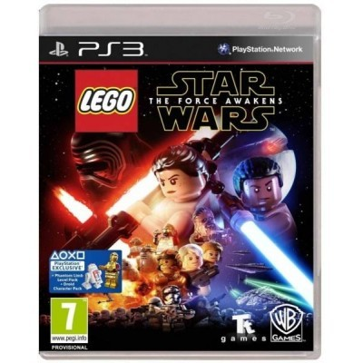 Warner Bros. PS3 LEGO Star Wars: The Force Awakens