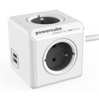 PowerCube Extended USB 3 m, Grey