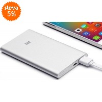 Xiaomi Power bank 5000 mAh Silver (NDY-02-AM)