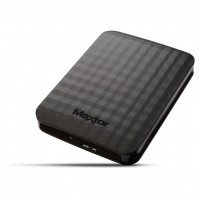 "Ext. HDD 2,5"" Maxtor M3 Portable 500GB USB 3.0"
