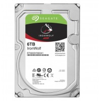 HDD 6TB Seagate IronWolf 128MB SATAIII 7200rpm NAS