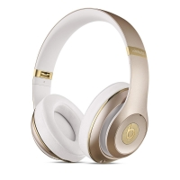 Studio Wireless Over-Ear Headphones - Gold