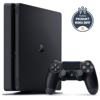 PS4 - PlayStation 4 500GB CUH-2016A Slim (PS719845553)