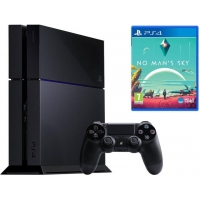 PS4 - Playstation 4 1TB + Hra No Man´s Sky (PS719816751)