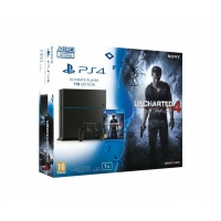 PS4 - Playstation 4 1TB + Uncharted 4: Thiefs End (PS719802655)