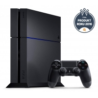 PS4 - PlayStation 4 500GB CUH-1216A Jet Black