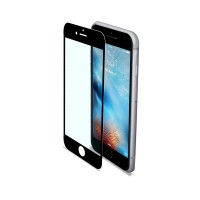 Ochranné tvrzené sklo Celly Glass do hran displeje Apple iPhone 7 Plus s Anti-Blue-Ray