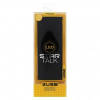 Remax RPP-11 Proda Star Talk PowerBank 12000mAh Li-Pol Black/Yellow (EU Blister)