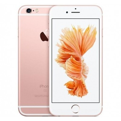 Apple iPhone 6S, 128GB, - růžovo-zlatý (Rose Gold)