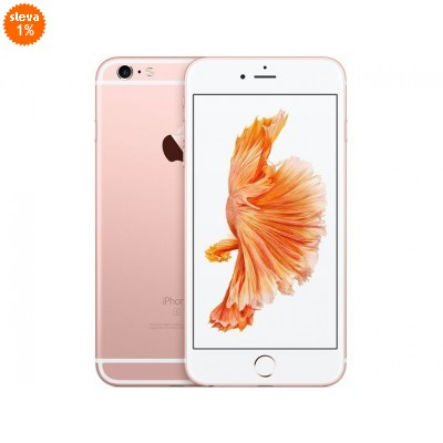 Apple iPhone 6S Plus, 32GB - růžovo-zlatý (Rose Gold)