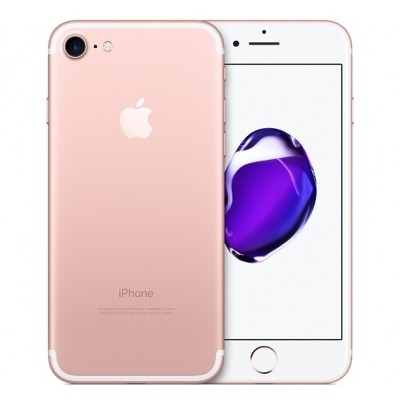 Apple iPhone 7, 128GB - růžovo-zlatý (Rose Gold)