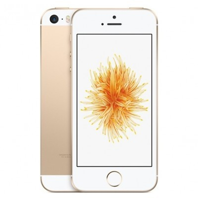 Apple iPhone SE, 64GB - zlatý (Gold)