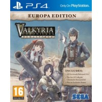 SEGA PS4 Valkyria Chronicles Remastered Europa Edition