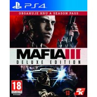 2K Games PS4 hra Mafia 3 Deluxe Edition INT