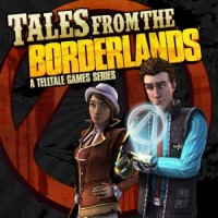 2K Games PS4 Tales from the Borderlands: A TELLTALE GAMES SERIES