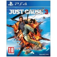 Square Enix PS4 Just Cause 3