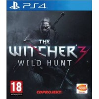 CD Projekt PS4 hra The Witcher 3: The Wild Hunt