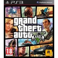 Take 2 PS3 hra Grand Theft Auto V
