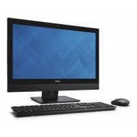 "Dell Optiplex 3240 AIO 21"" FHD i5-6500/8G/256GB-SSD/HDMI/DP/DVD-RW/W10P/3RNBD/Černý"