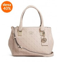 Guess Shantal Small Bag, světle růžova (Light Rose)