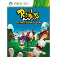 X360 - Rabbids Invasion: The Interactive TV Show